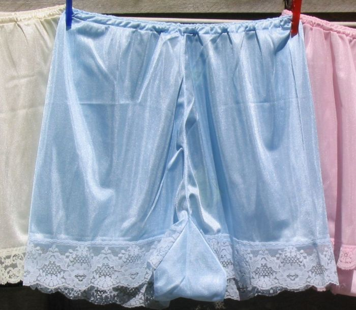 Blue French Knickers